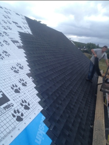 Recent Projects Caron Roofing And Construction